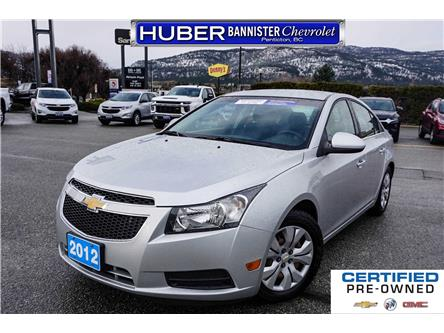 2012 Chevrolet Cruze LT Turbo (Stk: 9405B) in Penticton - Image 1 of 16