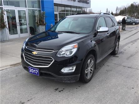 2017 Chevrolet Equinox Premier (Stk: UT72067) in Haliburton - Image 1 of 14