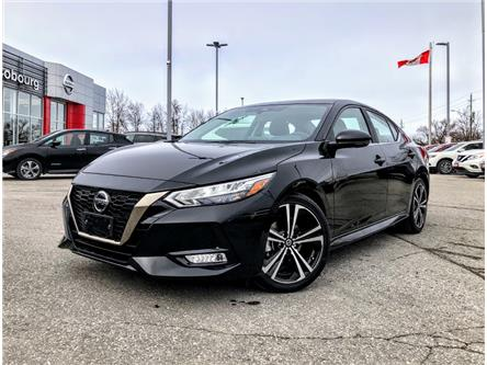 2020 Nissan Sentra SR (Stk: CLY205691) in Cobourg - Image 1 of 38