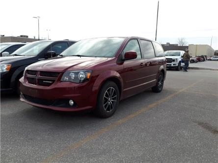 2017 Dodge Grand Caravan GT (Stk: HR645949) in Sarnia - Image 1 of 9