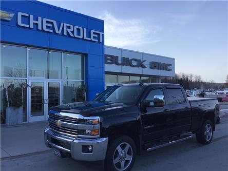 2017 Chevrolet Silverado 2500HD LT (Stk: UT05877) in Haliburton - Image 1 of 14