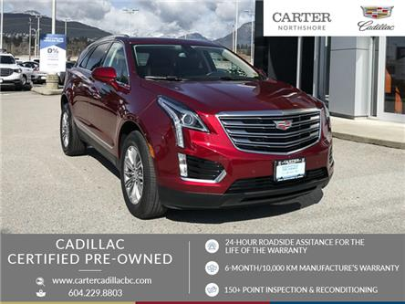 2018 Cadillac XT5 Luxury (Stk: 973620) in North Vancouver - Image 1 of 26