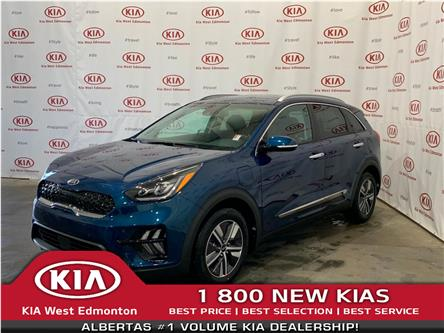 2020 Kia Niro Plug-In Hybrid SX Touring (Stk: 22253) in Edmonton - Image 1 of 34