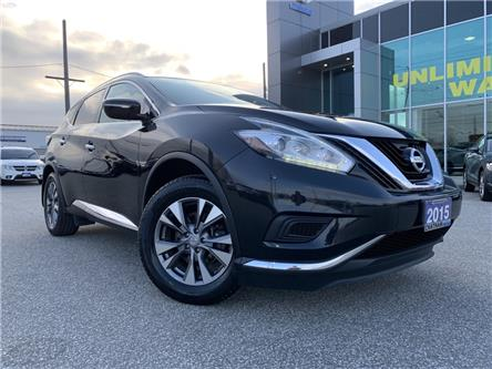 2015 Nissan Murano S (Stk: UM2237B) in Chatham - Image 1 of 21