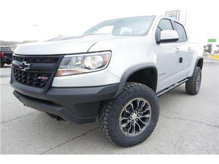2020 Chevrolet Colorado ZR2 (Stk: L1195601) in Cranbrook - Image 1 of 25