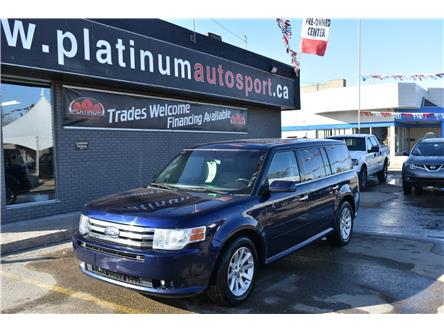 2011 Ford Flex SEL (Stk: PT598) in Saskatoon - Image 1 of 25