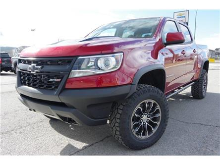 2020 Chevrolet Colorado ZR2 (Stk: L1197989) in Cranbrook - Image 1 of 25