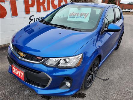 2017 Chevrolet Sonic Premier Auto (Stk: 20-142) in Oshawa - Image 1 of 14