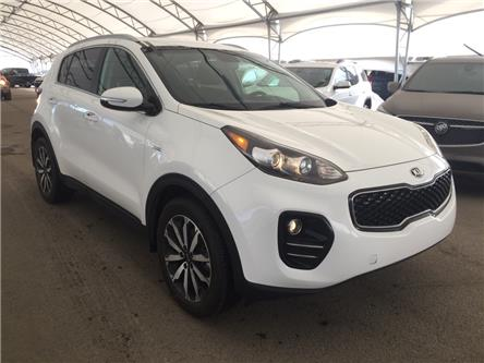 2017 Kia Sportage EX (Stk: 182063) in AIRDRIE - Image 1 of 44