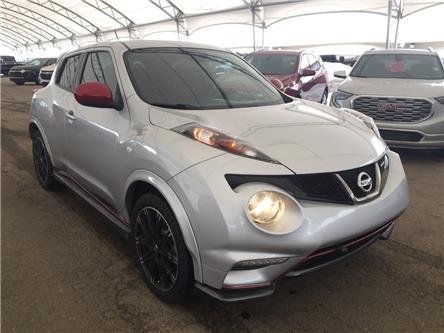 2014 Nissan Juke Nismo (Stk: 181642) in AIRDRIE - Image 1 of 44