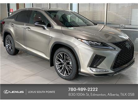 2020 Lexus RX 350 Base (Stk: LL00216) in Edmonton - Image 1 of 18