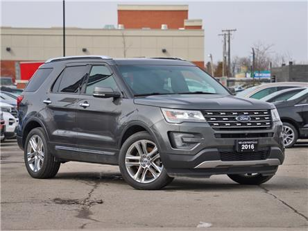 2016 Ford Explorer Limited (Stk: A90858) in Hamilton - Image 1 of 25