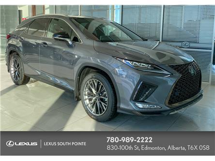 2020 Lexus RX 350 Base (Stk: LL00138) in Edmonton - Image 1 of 18