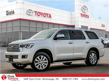 2018 Toyota Sequoia Platinum 5.7L V8 (Stk: 72348) in Mississauga - Image 1 of 30