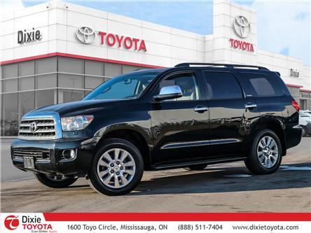 2016 Toyota Sequoia Platinum 5.7L V8 (Stk: 72354) in Mississauga - Image 1 of 30