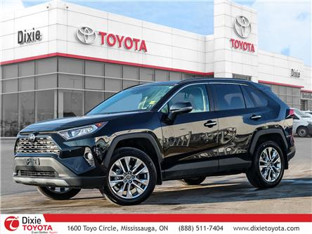 2019 Toyota RAV4 Limited (Stk: 72355) in Mississauga - Image 1 of 30