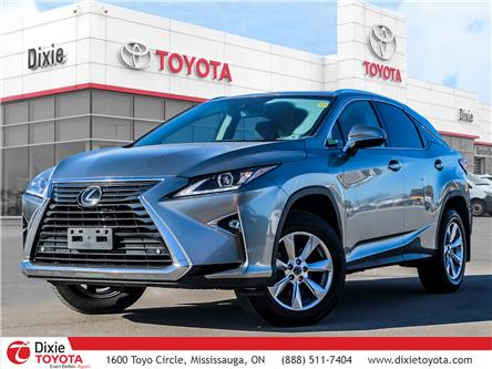 2019 Lexus RX 350 Base (Stk: D191616A) in Mississauga - Image 1 of 30