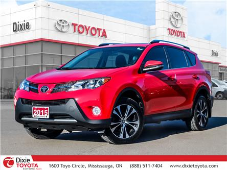 2015 Toyota RAV4 XLE (Stk: D200616A) in Mississauga - Image 1 of 29