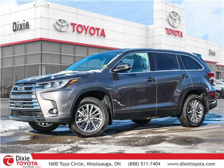 2019 Toyota Highlander XLE (Stk: D200801A) in Mississauga - Image 1 of 29