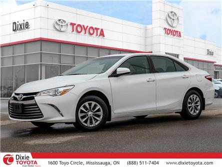 2017 Toyota Camry LE (Stk: 72362) in Mississauga - Image 1 of 25