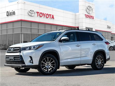 2017 Toyota Highlander XLE (Stk: D200919A) in Mississauga - Image 1 of 29