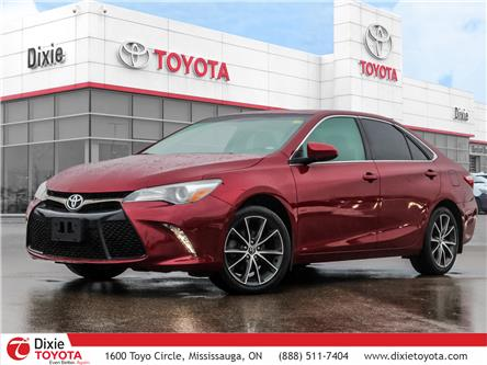 2017 Toyota Camry XSE (Stk: D200943A) in Mississauga - Image 1 of 29