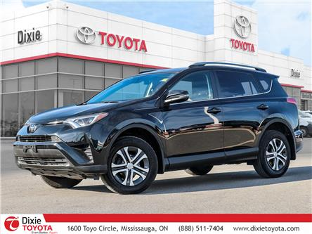 2017 Toyota RAV4 LE (Stk: D201011A) in Mississauga - Image 1 of 27