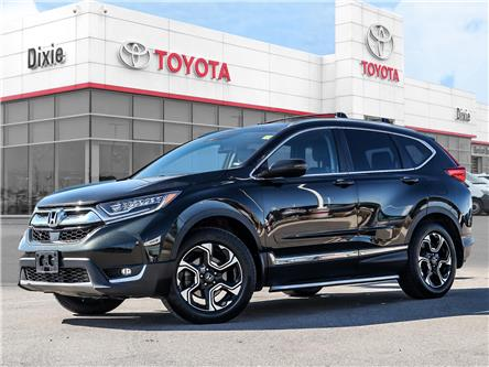 2017 Honda CR-V Touring (Stk: D201086A) in Mississauga - Image 1 of 30