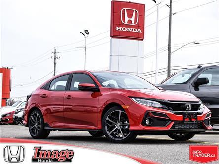 2020 Honda Civic Sport Touring (Stk: 10C1181) in Hamilton - Image 1 of 21