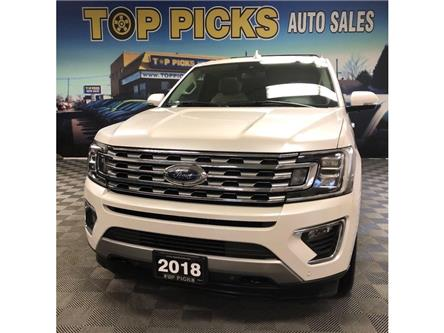 2018 Ford Expedition Limited (Stk: A29497) in NORTH BAY - Image 1 of 27