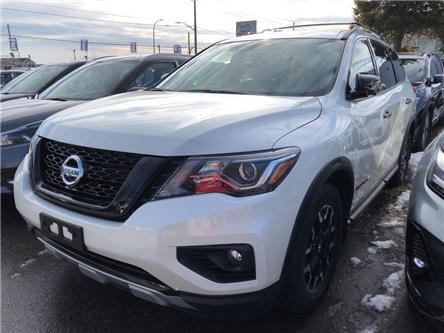 2020 Nissan Pathfinder SL Premium (Stk: LC583286) in Whitby - Image 1 of 5