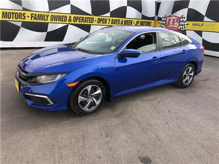 2019 Honda Civic LX (Stk: 49076r) in Burlington - Image 1 of 24