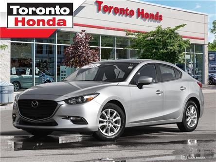 2017 Mazda Mazda3 GS (Stk: H40055A) in Toronto - Image 1 of 27