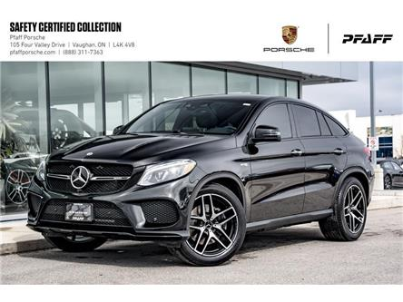 2019 Mercedes-Benz GLE43 AMG 4MATIC Coupe (Stk: P14994A) in Vaughan - Image 1 of 22