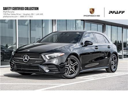 2019 Mercedes-Benz A250 4MATIC Hatch (Stk: U8464AA) in Vaughan - Image 1 of 22