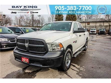 2015 RAM 1500 ST (Stk: 197393A) in Hamilton - Image 1 of 21