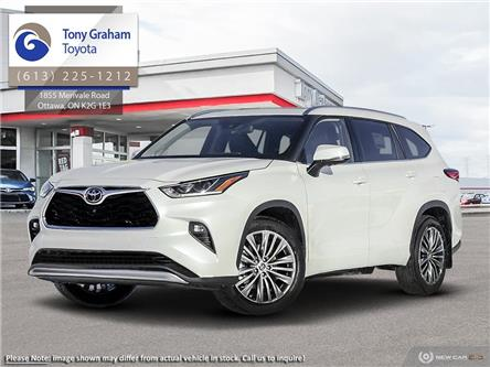 2020 Toyota Highlander Limited (Stk: 59060) in Ottawa - Image 1 of 22