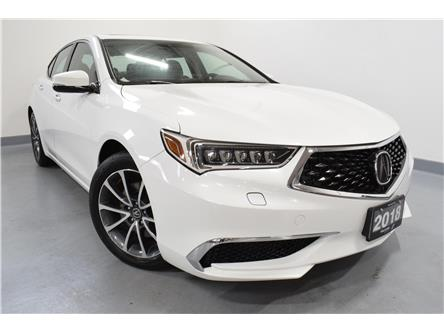 2018 Acura TLX Base (Stk: 801121T) in Brampton - Image 1 of 21