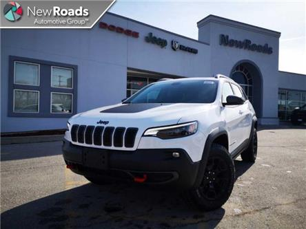 2020 Jeep Cherokee Trailhawk (Stk: J19780) in Newmarket - Image 1 of 23