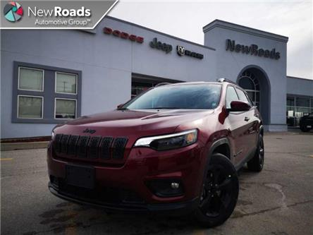 2020 Jeep Cherokee North (Stk: J19916) in Newmarket - Image 1 of 23