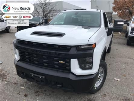 2020 Chevrolet Silverado 2500HD Work Truck (Stk: F203436) in Newmarket - Image 1 of 21