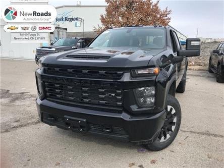 2020 Chevrolet Silverado 2500HD Custom (Stk: F214967) in Newmarket - Image 1 of 22