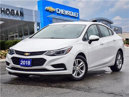 2018 Chevrolet Cruze LT Auto (Stk: A164905) in Scarborough - Image 1 of 26