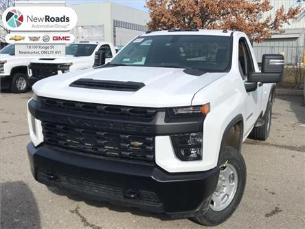 2020 Chevrolet Silverado 2500HD Work Truck (Stk: F203628) in Newmarket - Image 1 of 21