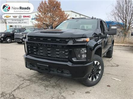 2020 Chevrolet Silverado 2500HD Custom (Stk: F217241) in Newmarket - Image 1 of 21