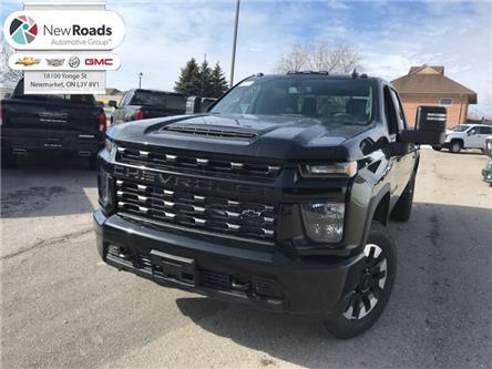 2020 Chevrolet Silverado 2500HD Custom (Stk: F218827) in Newmarket - Image 1 of 22
