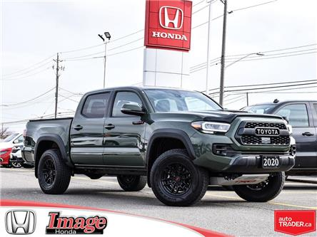 2020 Toyota Tacoma  (Stk: 10R257A) in Hamilton - Image 1 of 21