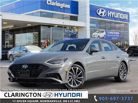 2020 Hyundai Sonata Ultimate (Stk: 20175) in Clarington - Image 1 of 24