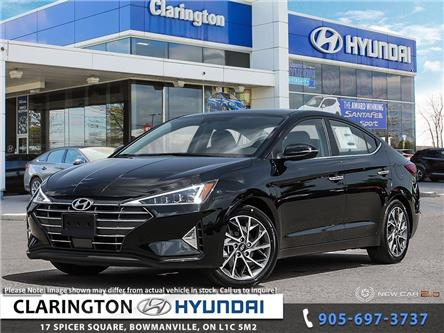 2020 Hyundai Elantra Ultimate (Stk: 20178) in Clarington - Image 1 of 24