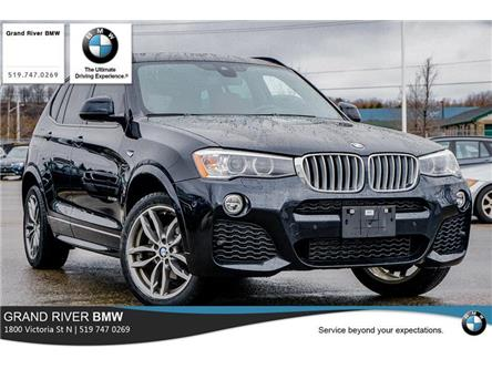 2017 BMW X3 xDrive28i (Stk: PW5275) in Kitchener - Image 1 of 21